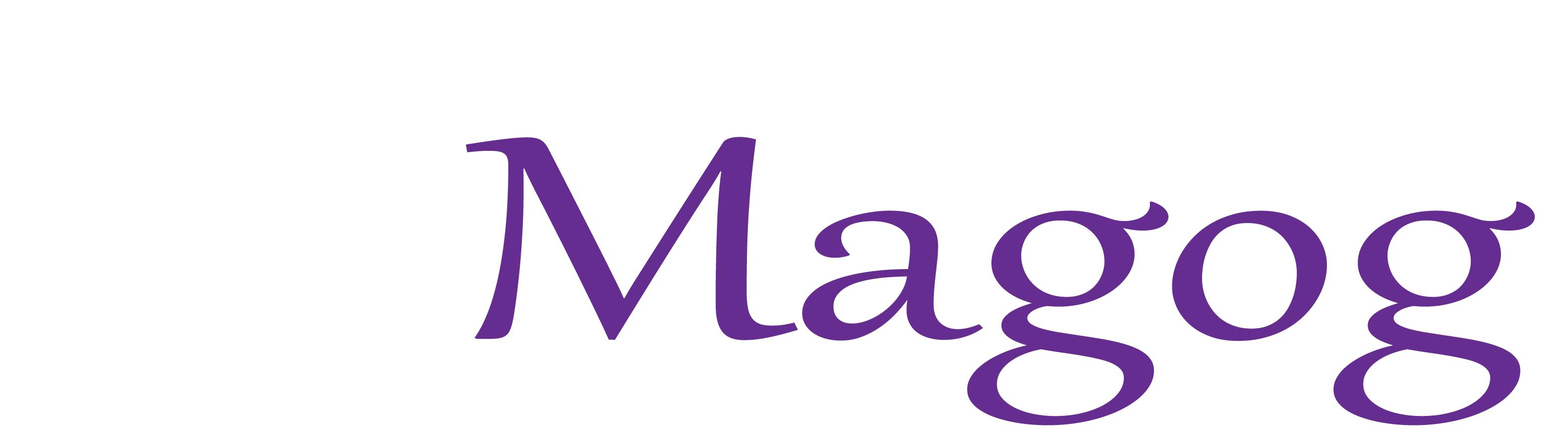 Lettrage Magog
